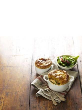 Autumn Rangitikei Chicken Pies