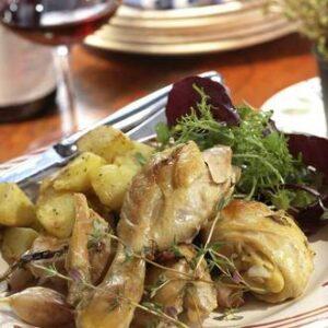 Rangitikei Chicken Confit