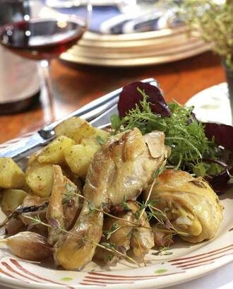 Rangitikei Chicken Confit