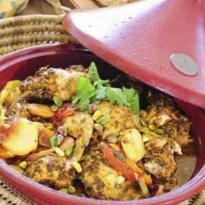 Rangitikei Chicken & Saffron Tagine