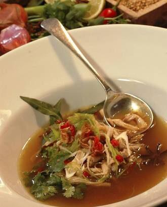 Rangitikei Aromatic Chicken Soup