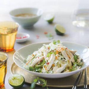 Vietnamese Rangitikei Chicken Salad