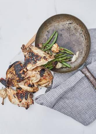 Tamarind BBQ Rangitikei Chicken