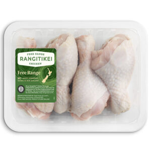 Rangitikei Free Range Chicken Drumsticks