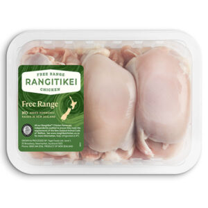 Rangitikei Free Range Chicken Thighs