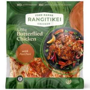 Rangitikei Butterflied Chicken with Peri Peri