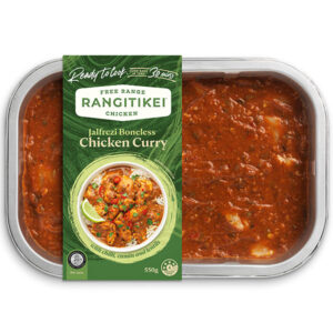 Rangitikei Jalfrezi Boneless Chicken Curry