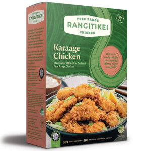 Rangitikei Frozen Karaage Chicken