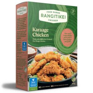 Rangitikei Frozen Karaage Chicken