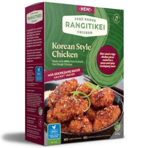 Rangitikei Korean Style Chicken