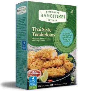 Rangitikei Thai Style Tenderloins